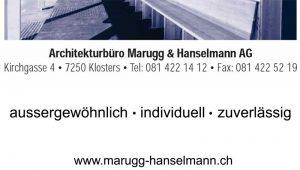 Architekturbüro Marugg & Hanselmann AG
